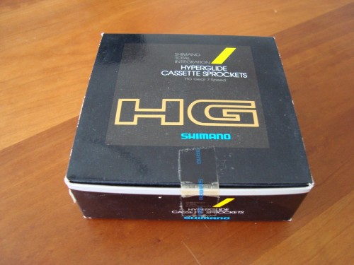 HG logo is hardly seen anymore in packaging to make room and help selling trivial innovations like Dyna-Sys