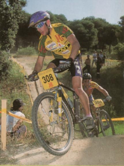 Prueba del Open de España en Las Rozas, Madrid, 1996