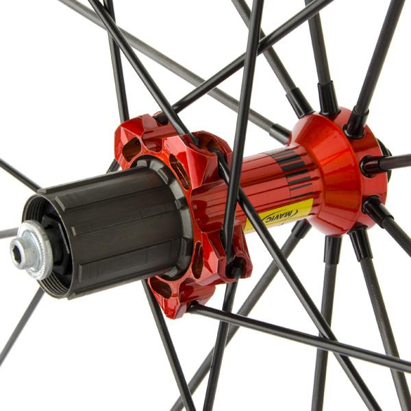 Swapping A Shimano Mavic Aksium Freehub Wheel To