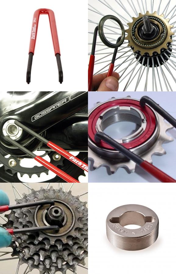 Park Tool SPA-2 Cluster Cones Pin Spanner Bike Tool