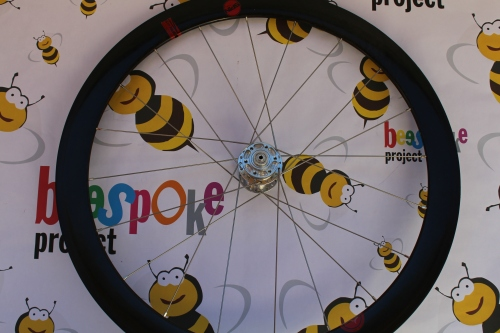 20 spoke disc wheel for cyclo-cross