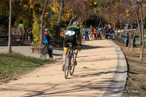 Lucas Arcos Liroa, 6th December 2013, Parque Moret Huelva